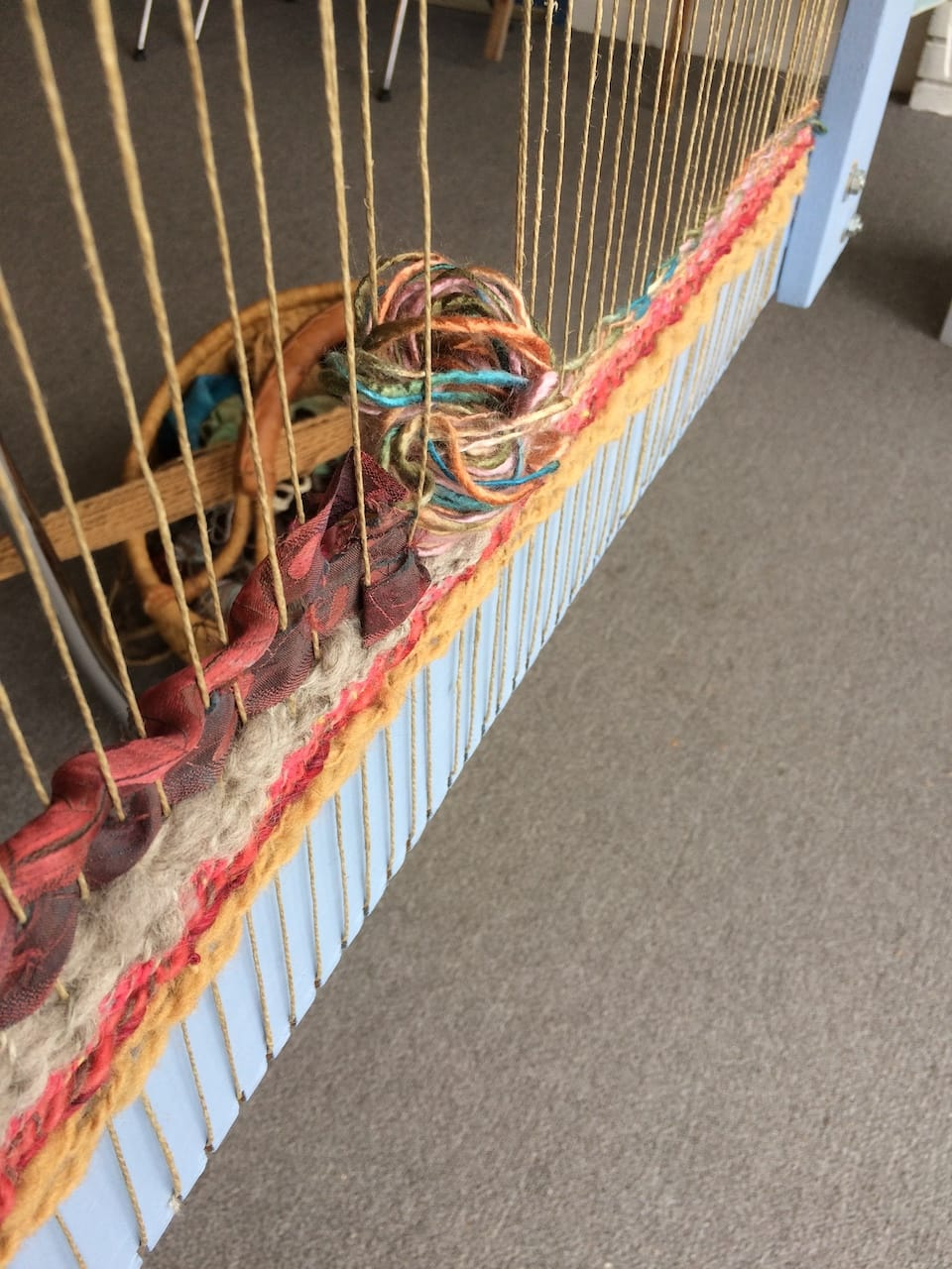 Elmwood Earth Day: a writing, walking, and weaving workshop