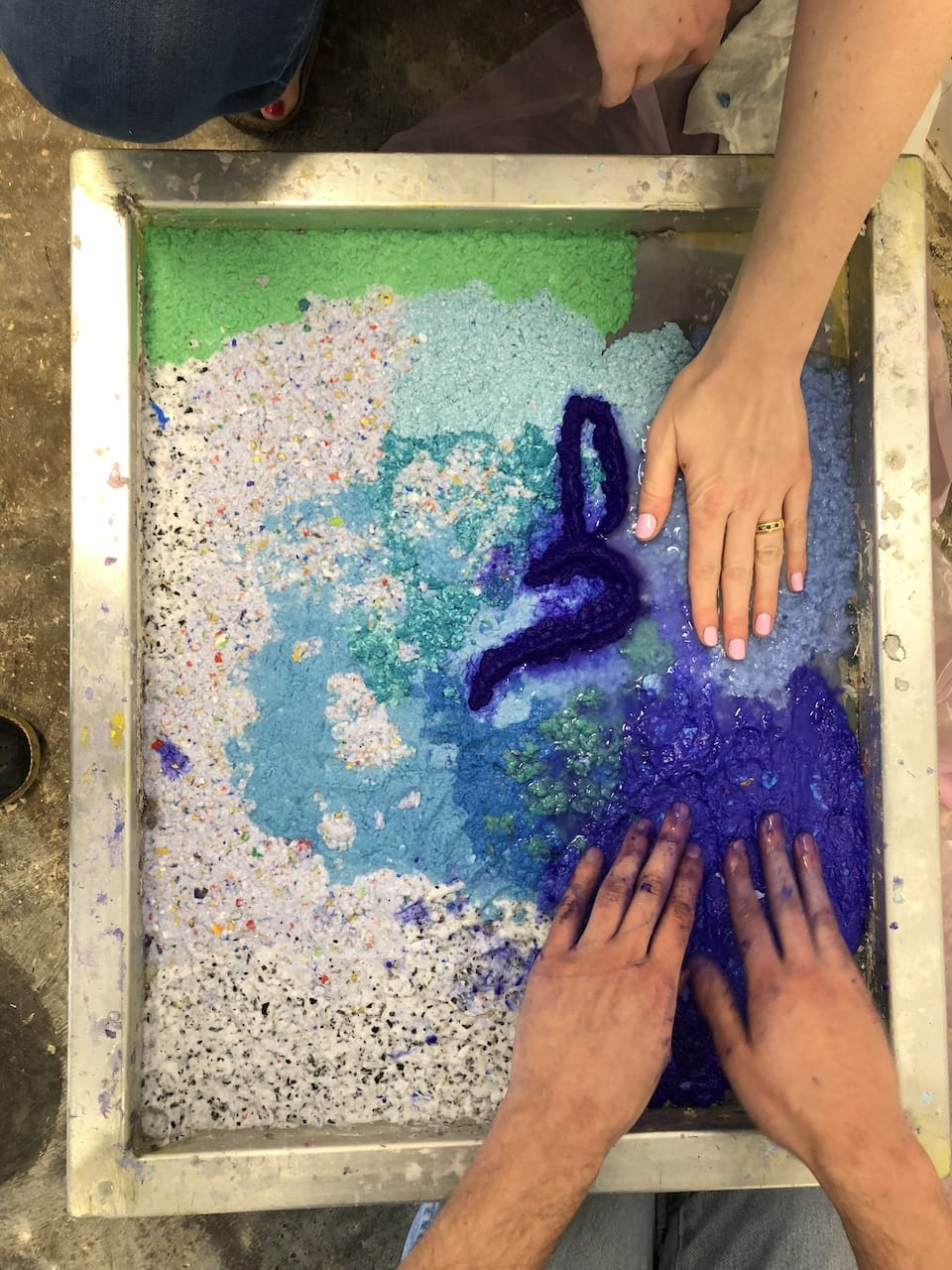 Paper Processing with Laura Davidson